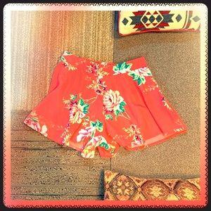 Charlotte Russe shorts / skirt.